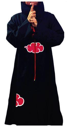 Manto Naruto - Akatsuki