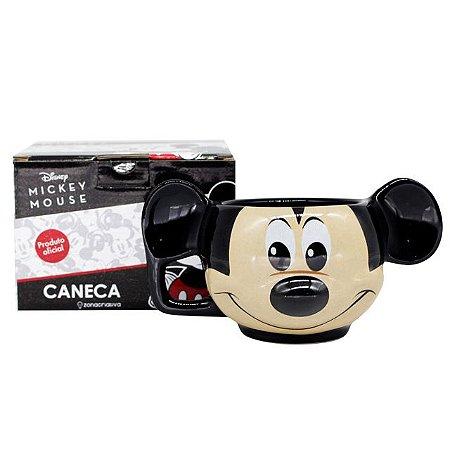 Caneca 3D Disney - Mickey Mouse