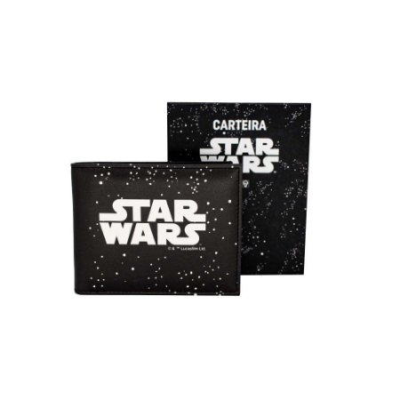 Carteira Star Wars - Logo