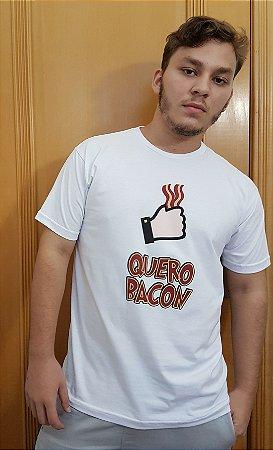 Camisa Quero Bacon