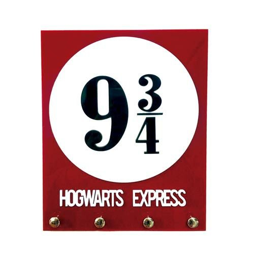 Porta-chaves Harry Potter - Plataforma 9 3/4