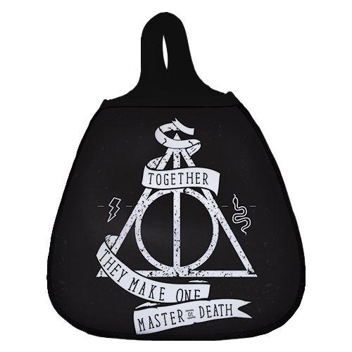 Lixinho de Carro Harry Potter - Relíquias da Morte