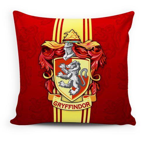 Almofada Harry Potter - Grifinória
