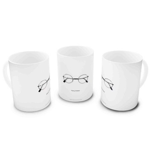 Caneca Harry Potter - Óculos