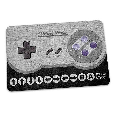 Capacho Ecológico Gamer Cheat Code