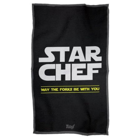 Pano de Prato Star Chef - May the forks be with you