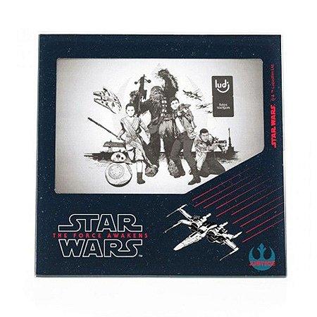 Porta Retrato Star Wars - Despertar da Força