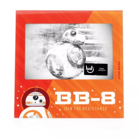 Porta Retrato Star Wars - BB-8