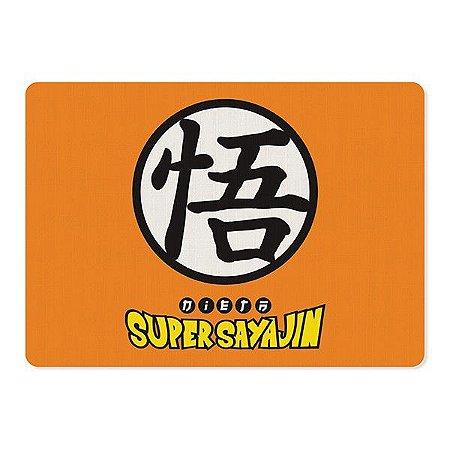 Jogo Americano Dragon Ball Z - Dieta Sayajin (3 peças)
