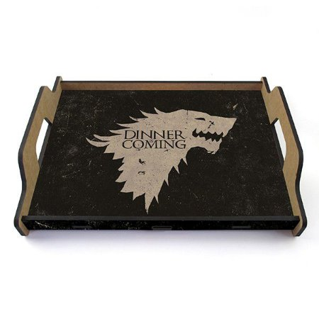 Bandeja Game of Thrones - Dinner is Coming