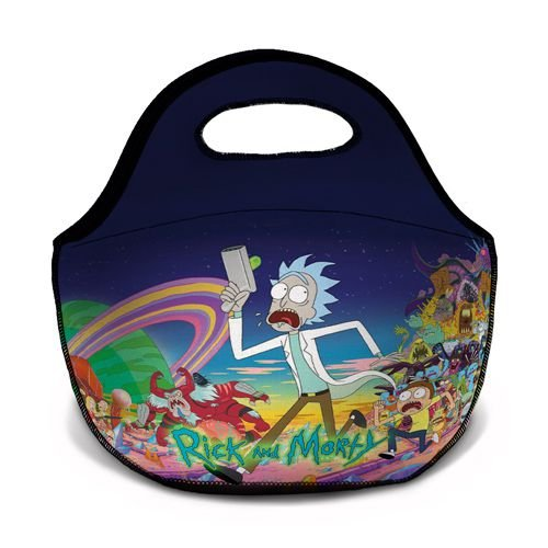 Bolsa Térmica Rick and Morty