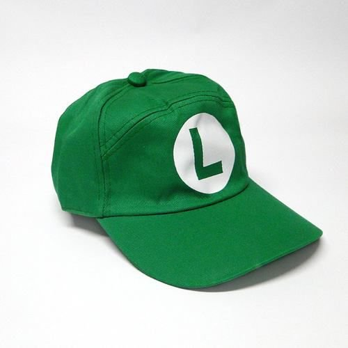 Boné Super Mario - Luigi