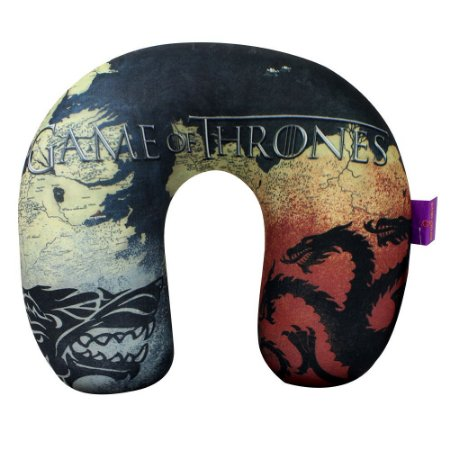 Almofada de Pescoço Game of Thrones - Fire and Ice