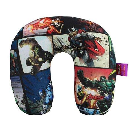 Almofada de Pescoço Avengers - Personagens