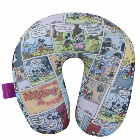 Almofada de Pescoço Mickey - HQ Colors