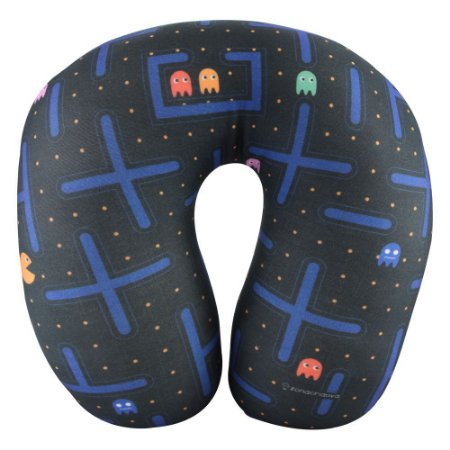 Almofada de Pescoço Pac Man