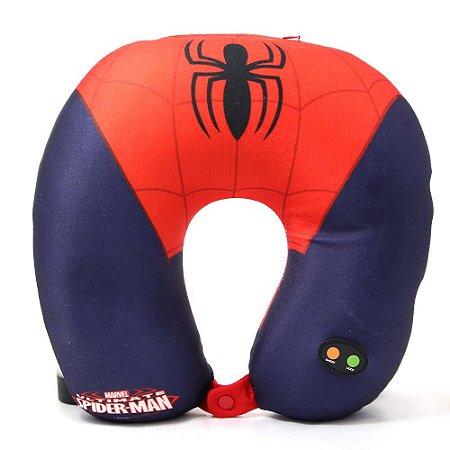 Almofada de Pescoço Massageadora Spider Man