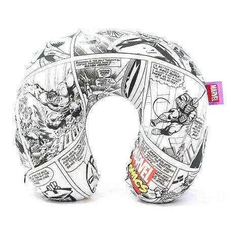 Almofada de Pescoço Visco Marvel - Comics