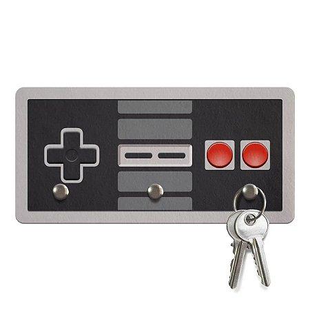Porta Chave Joystick - 8 bits