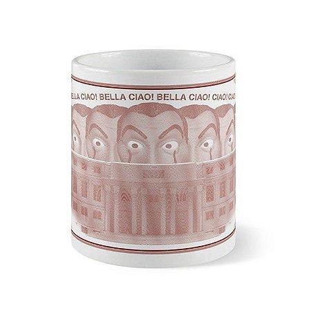 Caneca La Casa de Papel - Bella Ciao