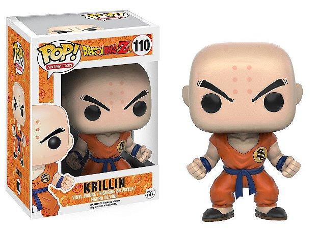 Funko Pop Dragon Ball Z - Krillin