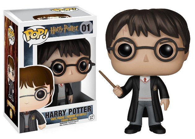 Funko Pop Harry Potter - Harry Potter