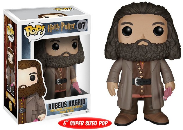 Funko Pop Harry Potter - Rubeus Hagrid