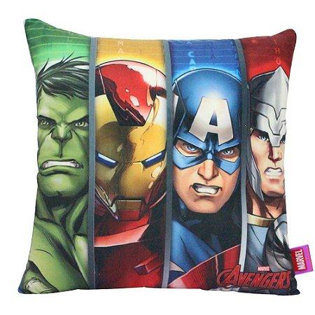 Almofada Avengers - Quarteto