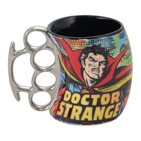 Caneca Soco Inglês 350ml Marvel - Doutor Estranho