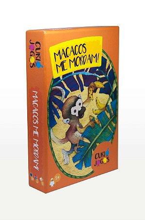 Jogo Infantil Macacos me Mordam!