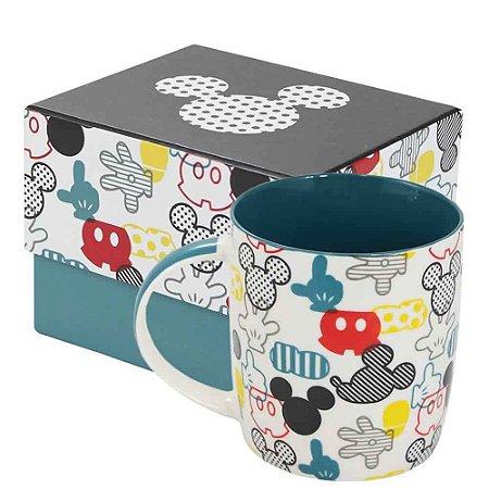 Caneca 320ml Mickey Mouse - Elementos