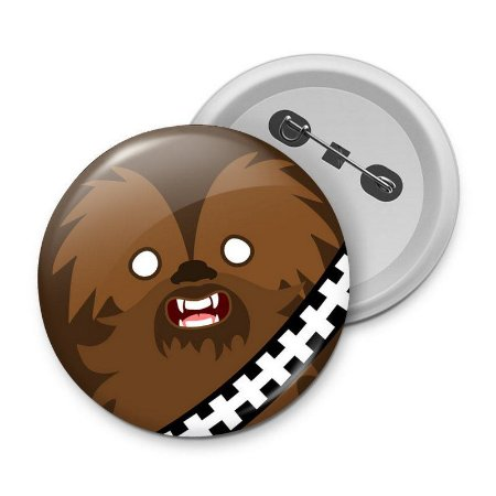 Botton Chewbacca