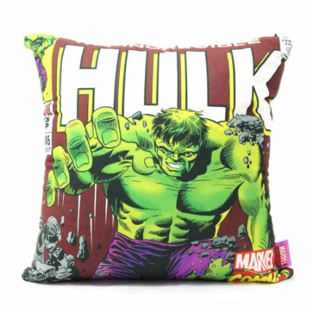 Almofada Marvel - Hulk Ação