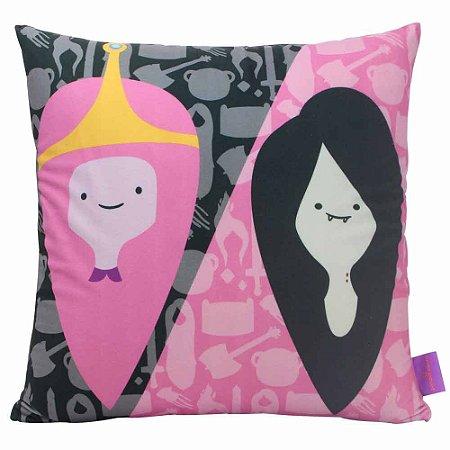Almofada Hora da Aventura - Princesas