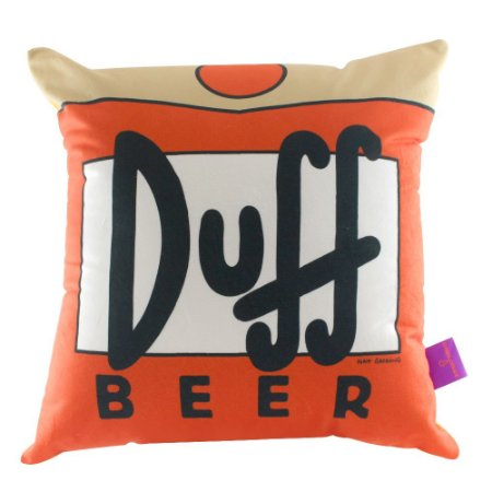 Almofada Simpsons - Duff  Beer