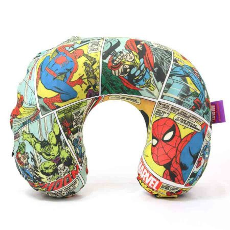 Almofada de Pescoço Marvel - HQ Colors