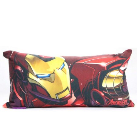 Almofada Fibra Marvel - Iron Man Ícone