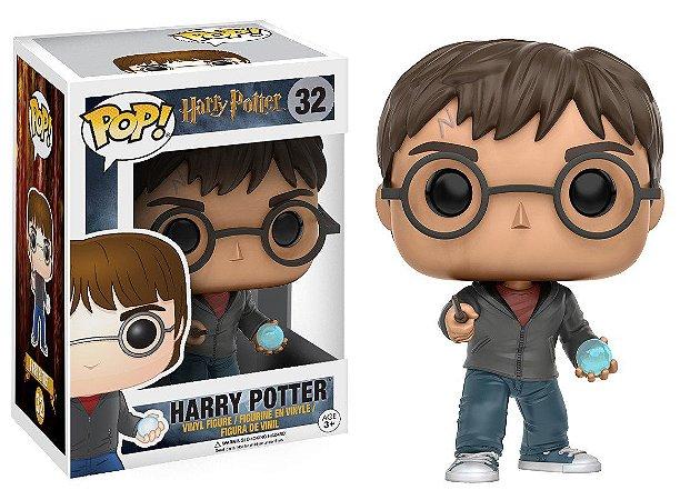 Funko Pop Harry Potter - Harry Potter com a Profecia