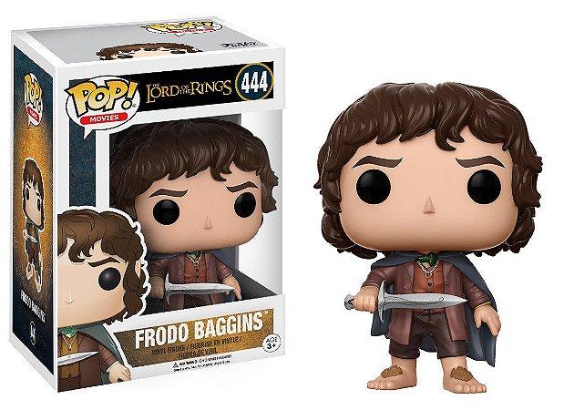 Funko Pop Senhor dos Anéis - Frodo Baggins