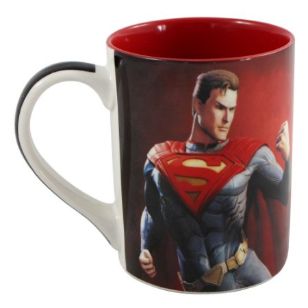 Caneca Reta Dream Mug Injustice 2 - Superman