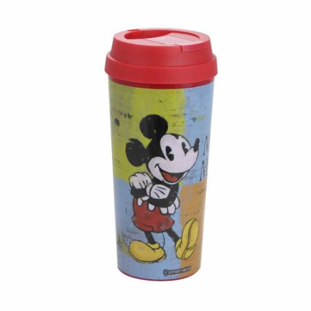 Copo para Viagem Malibu 500ml Mickey