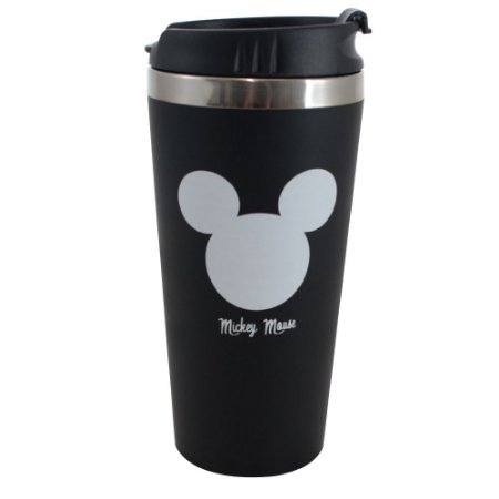 Copo para Viagem Emborrachado 450ml Disney - Mickey