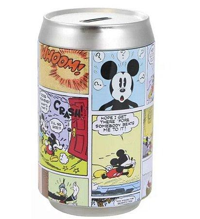 Cofre Lata Disney - Mickey HQ Colors