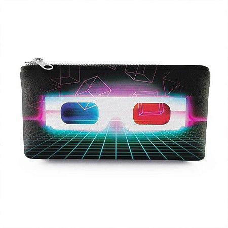 Case para Óculos - Óculos 3D