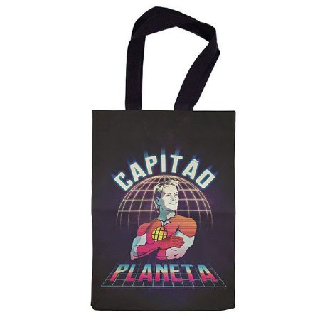 Bolsa Lateral Capitão Planeta