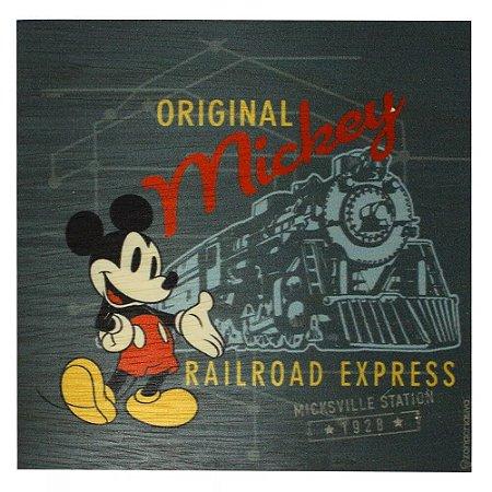 Quadro MDA Mickey Express
