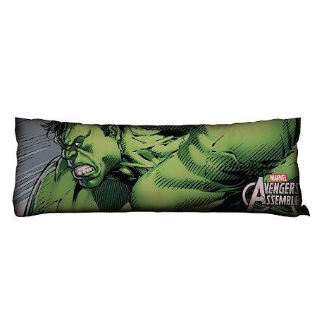 Fronha Agarradinho 130x45 Marvel - Hulk