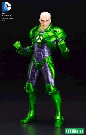 Lex Luthor New 52 ARTFX+ Statue