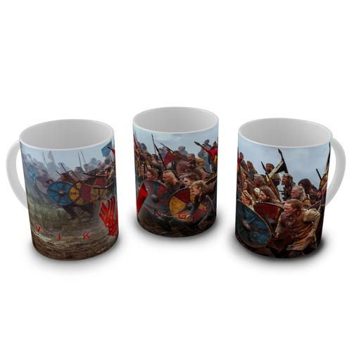 Caneca Vikings - War