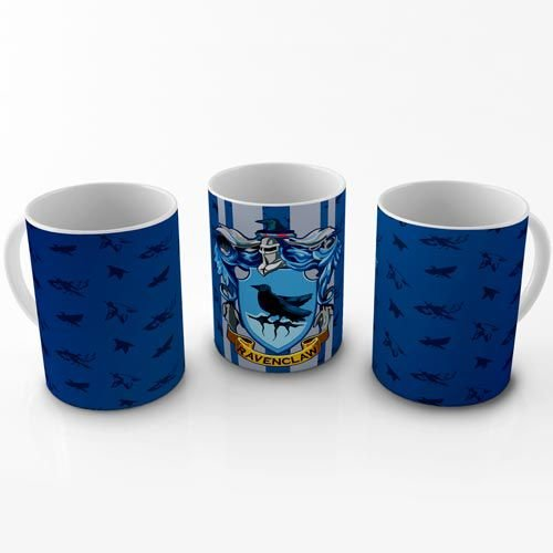 Caneca Harry Potter - Corvinal